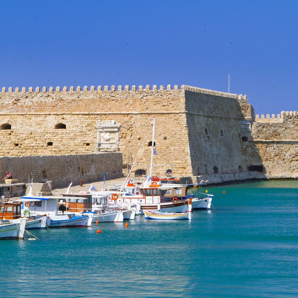 Koules - Venetian fortress